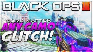 Download Lagu UNLOCK DARK MATTER CAMO GLITCH FREE!! *TUTORIAL* BLACK OPS 3 ANY CAMO & Paintjob! (BO3 Camo Glitch) Mp3