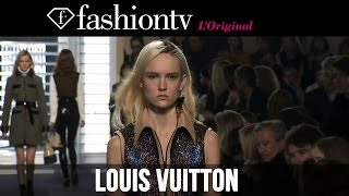 Designer Talk-Louis Vuitton Fall/Winter 2014-15: Nicolas Ghesquière at Paris Fashion Week |FashionTV
