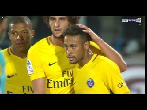 Metz vs PSG 1-5 All Goals & Highlights 2017