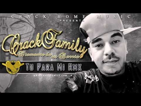 Letra Tu para mi (Remix) Crack Family
