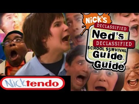 Top 10 Ned's Declassified School Survival Guide Episodes (ft. Cosmodore)