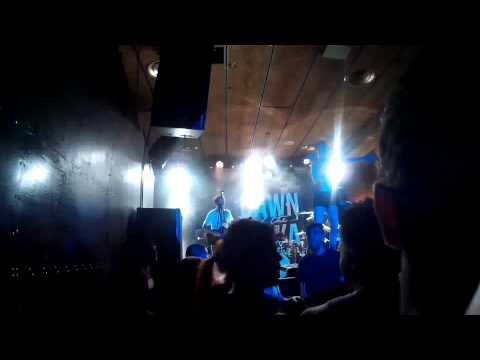 DAWN OF THE MAYA - The Age Of Darkness @ Sala Salamandra (Barcelona)