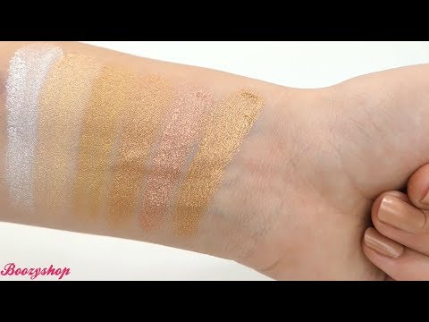 Crown Brush Crown Brush Bronze and Glo Palette