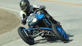 Kawasaki Z1000 a 3 ruote