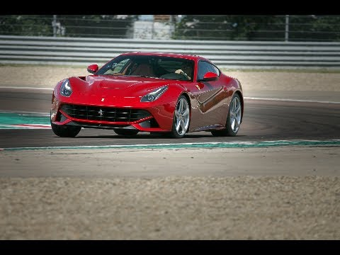 Exclusive Track Action: 2013 Ferrari F12berlinetta at Fiorano
