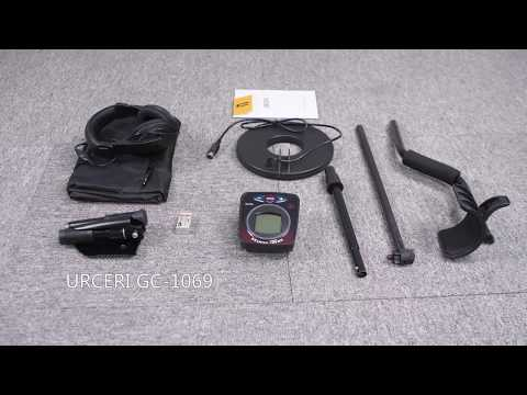 URCERI 1069 Metal Detector / Installation Tips / User Guide!