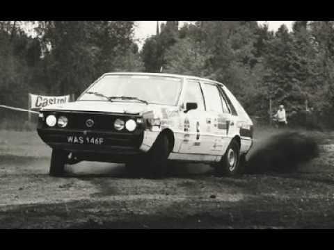 FSO Polonez Rally Car