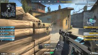 (RU) LOOT.BET Bullet Blizzard | Team Unique vs PRO100 | map 3 | bo3 | by @Zloba13 & @AlexeyDeq