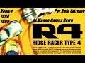 Ridge Racer Type 4 Nanco 1998 E 1999 Psone Jogo R pido