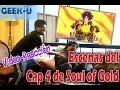 [Saint Seiya] Video-reacción: Escenas de Saga & Aphrodite (Cap 4 Soul of Gold)