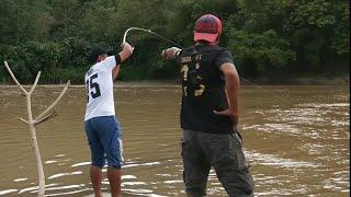 Video Kageet !!Pancing Baru Turun,Langsung Di Sambar Ikan Target Monster MP3, 3GP, MP4, WEBM, AVI, FLV Maret 2019