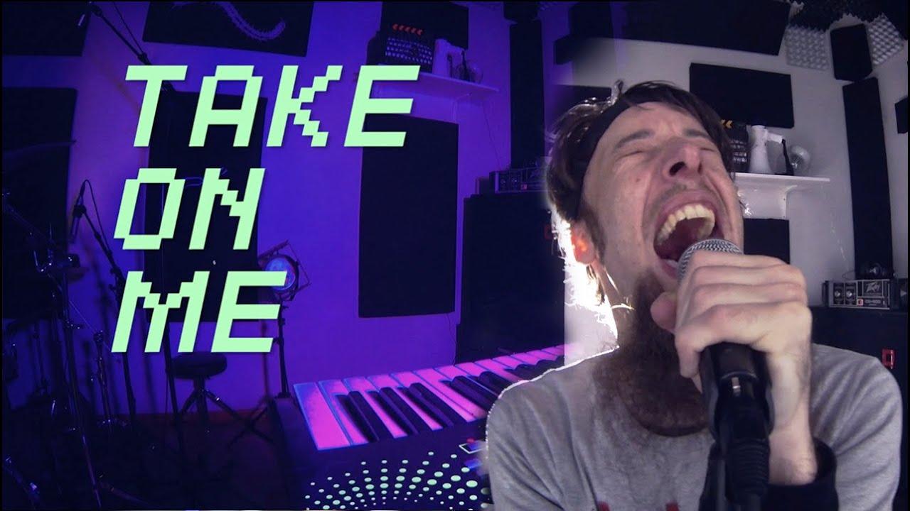 Frogleap Take On Me Video