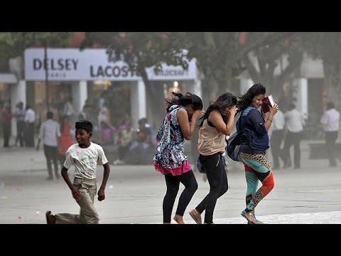 Ινδία: Μετά τον καύσωνα οι πλημμύρες