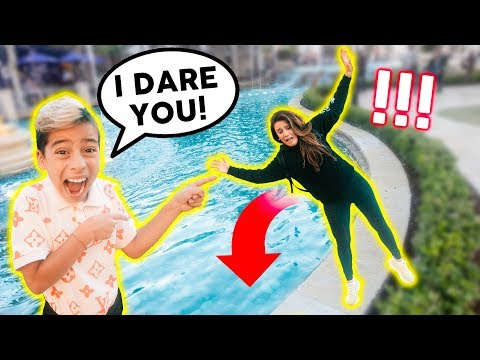 """YOU WON'T DO IT"" Challenge In PUBLIC!! (WINNER GETS $10,000) 