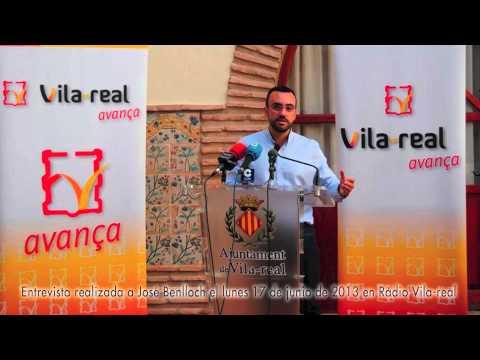 ¿Quién ha realizado la marca «Vila-real avança»?