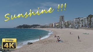 Lloret De Mar Spain  City pictures : Lloret de Mar, Catalonia - Spain 4K Travel Channel