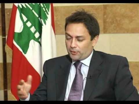 وزير الداخلية اللبناني زياد بارود – مووضع التجنيس – الجزءالرابع