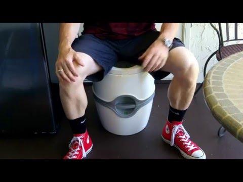 Thetford 92360 Model 550E Toilet Review