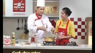 Món Ngon Mỗi Ngày - Canh chua măng