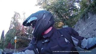 INNOVV K1 Dual Camera on Triumph Tiger Explorer