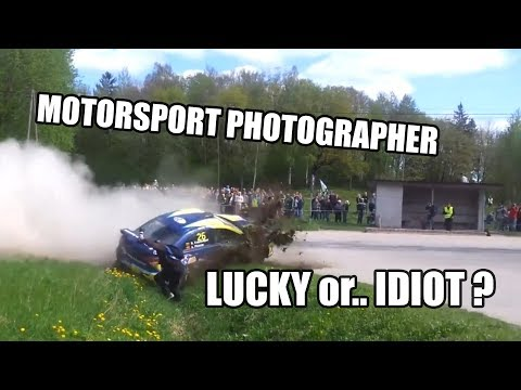 DEATH CHEATERS PHOTOGRAPHER / LUCKY OR IDIOT ?