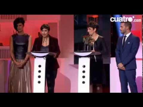 Discurso Premios Ondas 2013