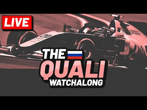 Formula 1 Russian Grand Prix Qualifying LIVE with Tommo F1
