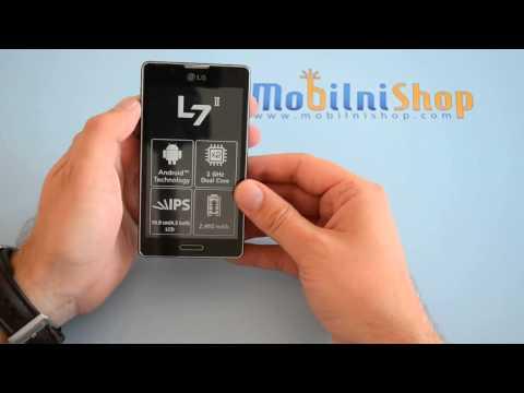 LG Optimus L7 II P710 cena i video pregled