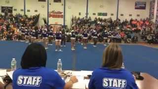 Westhill High School Cheerleading