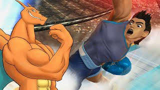Charizard's Immaculate KO Punch Dodge…