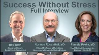 Success Without Stress: Dr Peeke and Dr Rosenthal Full Interview