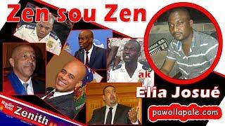 Video Zen sou Zen - Senatè Hervé Fourcand pral nan cho / Elia Josué ap bay detay MP3, 3GP, MP4, WEBM, AVI, FLV November 2018