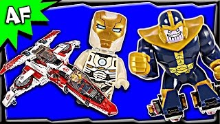 Video Lego Marvel Avengers AVENJET SPACE MISSION 76049 Stop Motion Build Review download in MP3, 3GP, MP4, WEBM, AVI, FLV January 2017