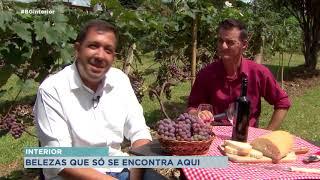 Pardinho e Pedrinhas Paulista atraem turistas de toda região