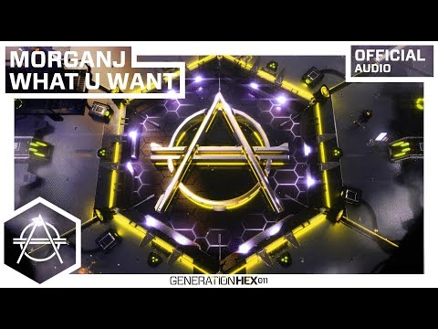 MORGANJ - What U Want (Official Audio)