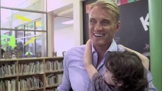 Dolph Lundgren Is The New Kindergarten Cop
