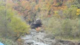 Eniwa Japan  city pictures gallery : 【北海道 観光 自然】 恵庭ラルマナイ自然公園の洞窟 Eniwa,Hokkaido : プラタルッソ札幌