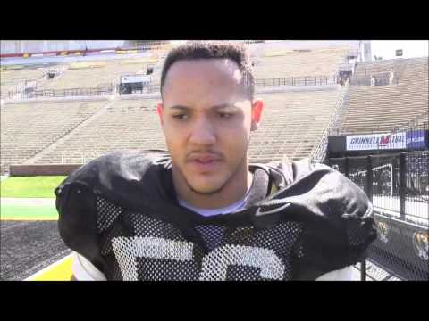 Shane Ray Interview 4/9/2014 video.