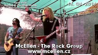 Video McEllen LIVE - Padá déšťPadá déšť