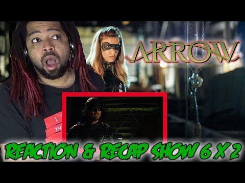 ARROW Season 6 Episode 2 Reaction & Review (