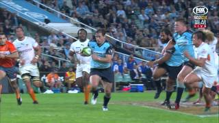 Waratahs vs Cheetahs Rd.11 2016 | Super Rugby Video Highlights