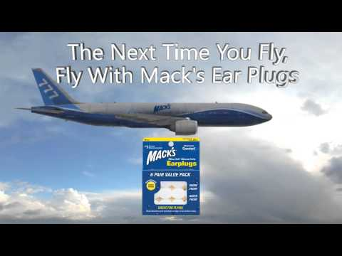 Dieticlar - Mack's Ear Plugs Great For Flying