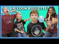 Crazy Balloon Roulette Challenge We Are The Davises