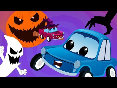 Zeeks & Friends | Happy Halloween | scary songs for Kids rhymes | cartoon cars