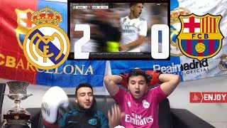 Amigos we are back with a brand new LIVE REACTION. In this video we do a reaction on the game highlights of the Second leg in ...