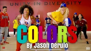 Video COLORS - JASON DERULO - CHOREOGRAPHY BY VANESSA SANQUIZ  AND ANALISSE RODRIGUEZ - MDC MIAMI MP3, 3GP, MP4, WEBM, AVI, FLV Juni 2018