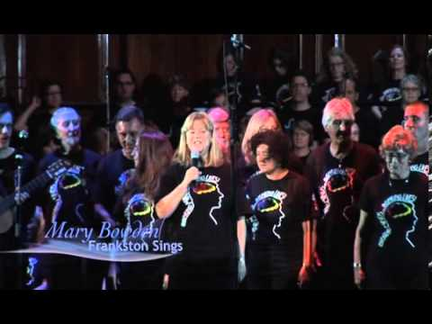 Frankston Sings on FTV
