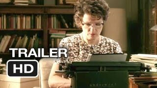 Hannah Arendt Official Us Release Trailer  1  2013    Biography Movie Hd