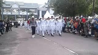 Video Aksi Pasukan Barisan Paskibraka Kab.Pinrang Hut ke 72 Th.2017