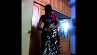 XxX Hot Indian SeX Swathi Naidu Saree Wearing Video .3gp mp4 Tamil Video